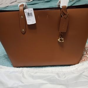 NWT Coach Totebag with Dustbag